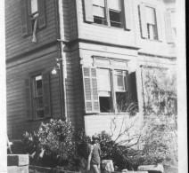 Diana's house in Yokohama, 1923,