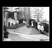 Wedding of Rose Apcar and Samuel Galstaun, Yokohama, 1913.