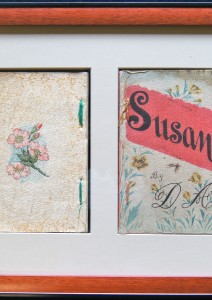 Susan, book cover, 1892, ACF